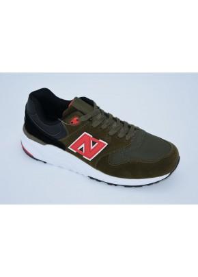 Ανδρικά Sneakers - U8164-6 - Χακί