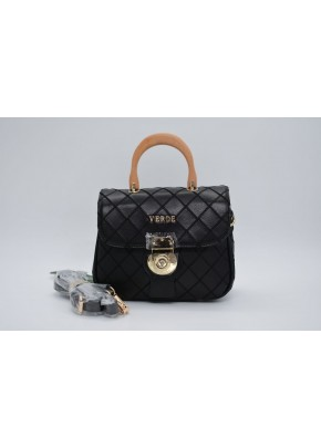 Γυναικεία Τσάντα Χειρός Verde - 16-0005051 - Μαύρο